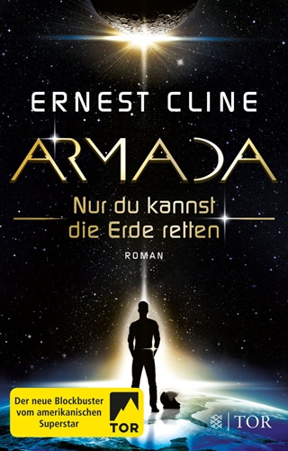 Cover Ernest Cline Armada